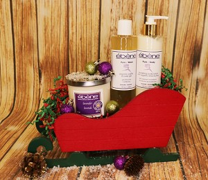 Lavender Pamper Thyself Collection - Shea and Kokum